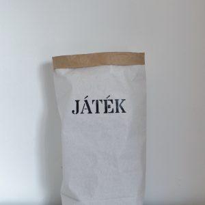 cuccpapirzsak_jaték